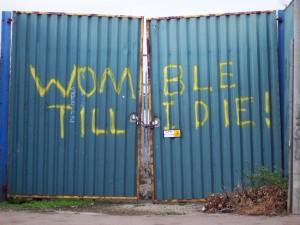 Womble_Till_I_Die!_Plough_Lane_gates