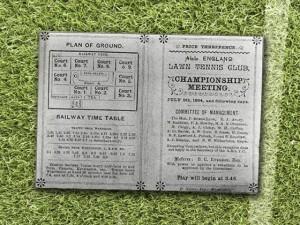 1894 Programme